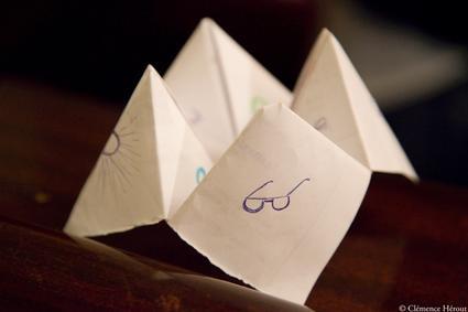 Athénée Cocotte en papier Clémence Hérout