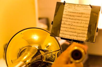 Histoire du soldat - trombone