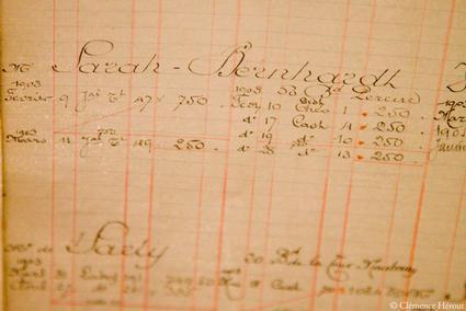 Athénée Maple Journées Patrimoine Sarah Bernhardt