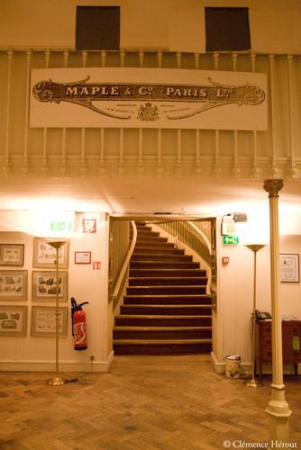 Athénée Maple Journées patrimoine vélodrome