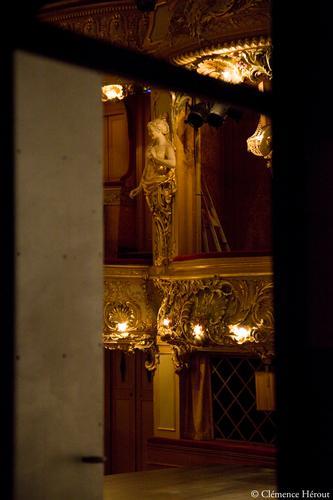 Athénée - Prix des Boîtes - décor (c) Clémence Hérout
