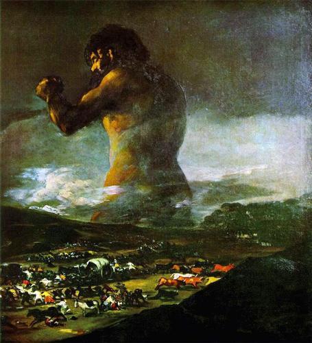 Le Colosse Goya