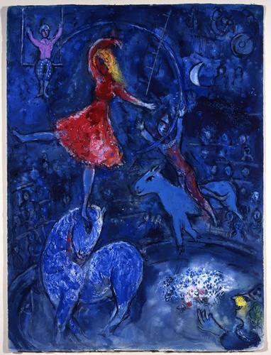 Cirque Marc Chagall