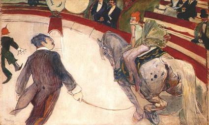 Ecuyere Toulouse-Lautrec