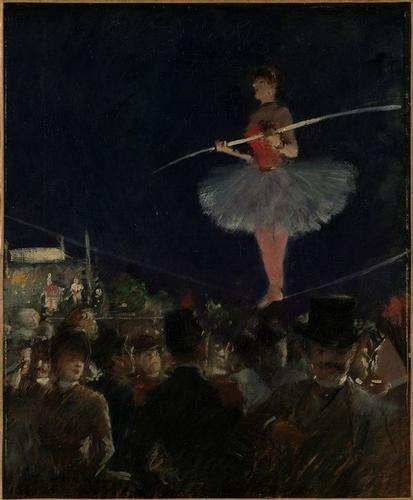 Funambule Jean-Louis Forain