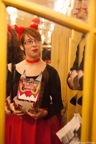 Athénée Danse du diable Pilules du diable SIC Confiserie Nice Bonbons Clémence Hérout