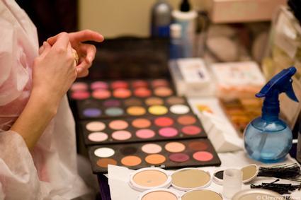 Athénée Blanche-Neige maquillage Clémence Hérout