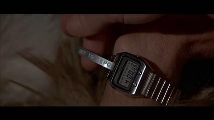 James Bond - Montre L'Espion qui m'aimait