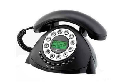 Téléphone 2012 rétro