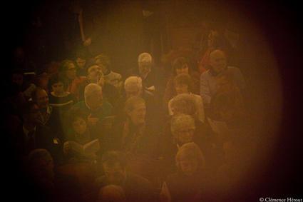 Public Athénée oeilleton - photo Clémence Hérout