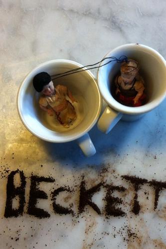 Café-Beckett (c) Francis Braun