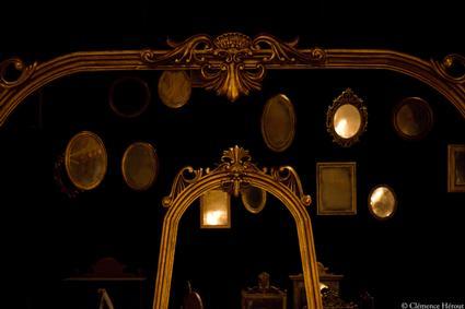 Miroirs Blanche-Neige (c) Clémence Hérout